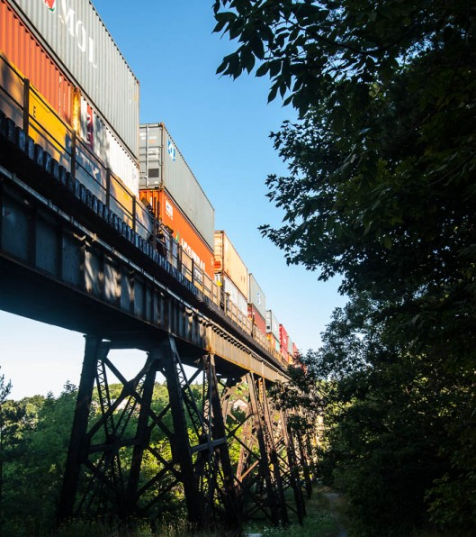 Parry Sound Trestle