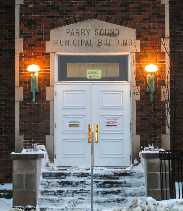 Parry Sound Town Hall